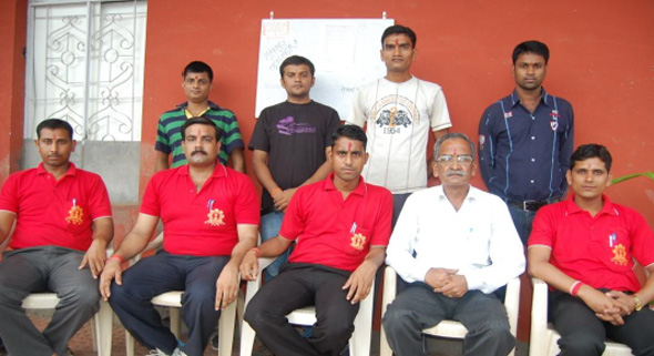 Fire Fighting Training, Nagpur